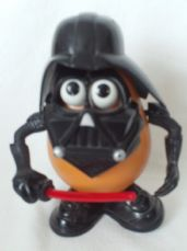 Fabulous 'Darth Vader' Mr Potato Head Darth Tater Star Wars Playskool Toy